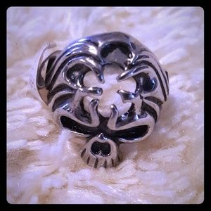 Jewelry - Men Skeleton Face Ring